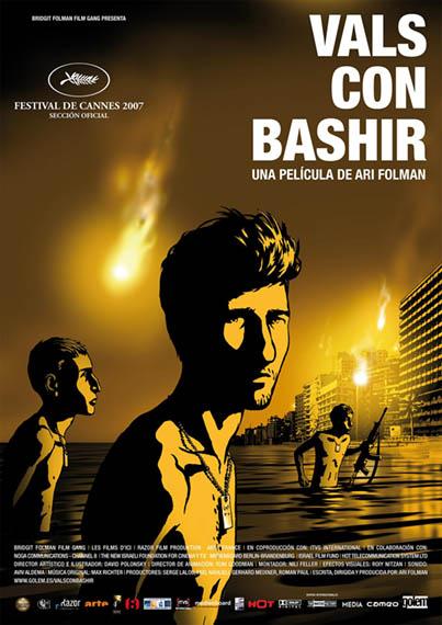 Vals con Bashir, Vals Im Bashir, Ari Folman, 2008