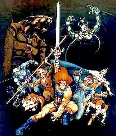 Thunder Cats on Thundercats Latino 130 130  Mu  35 A 50 Mb  Mp4 Online    Locoman01