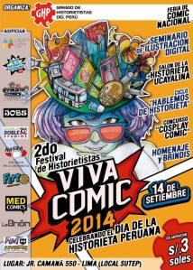 viva comic 2014